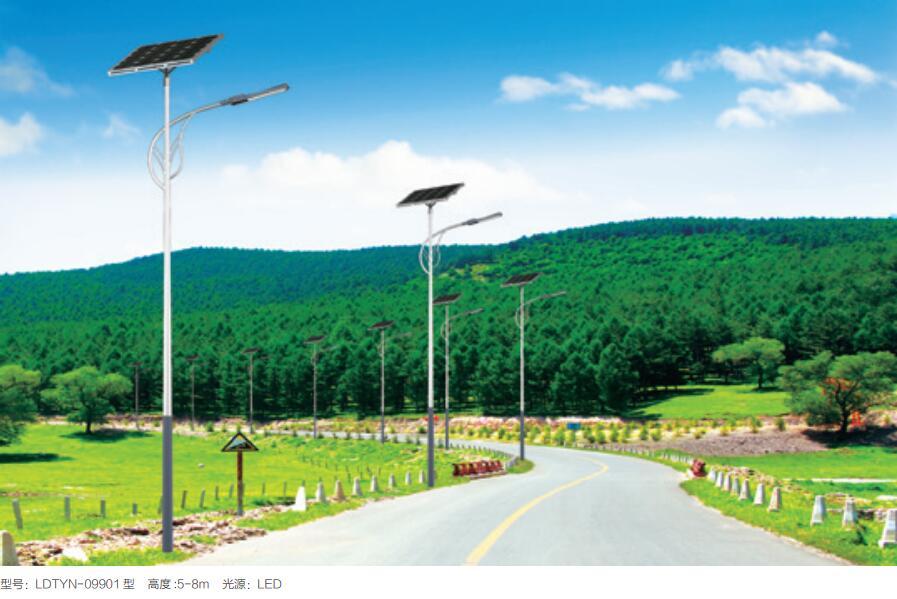 云南太阳能路灯-云南路灯生产厂家