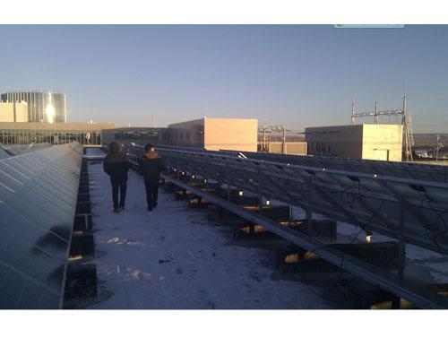 太阳能光伏发电工程案例