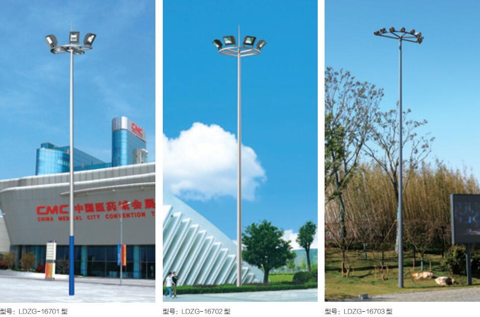 贵州广场高杆灯厂家