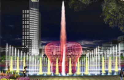 广东喷泉厂家