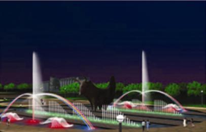 北京喷泉生产厂家