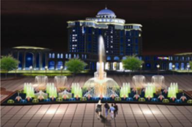 上海喷泉厂家