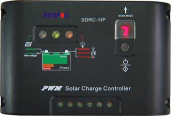 太阳能路灯半功率控制器