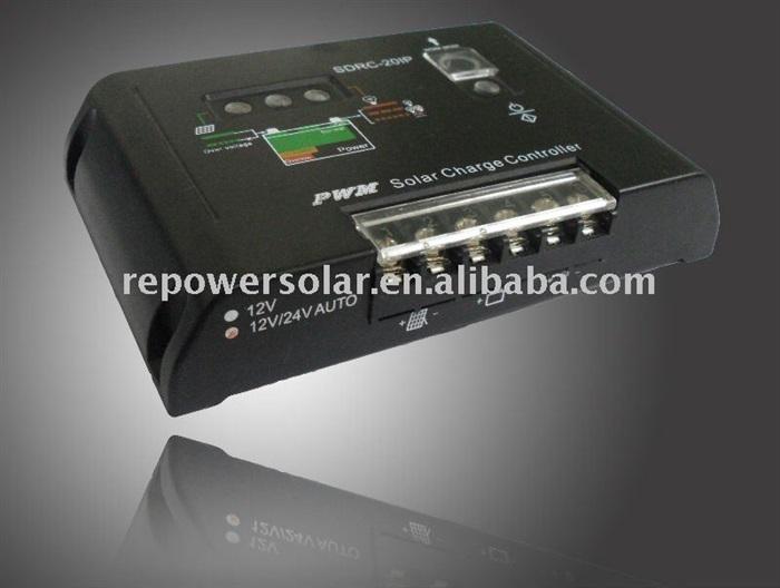 PWM太阳能路灯控制器